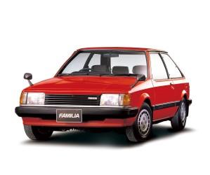 MAZDA: 1980-1989 | History